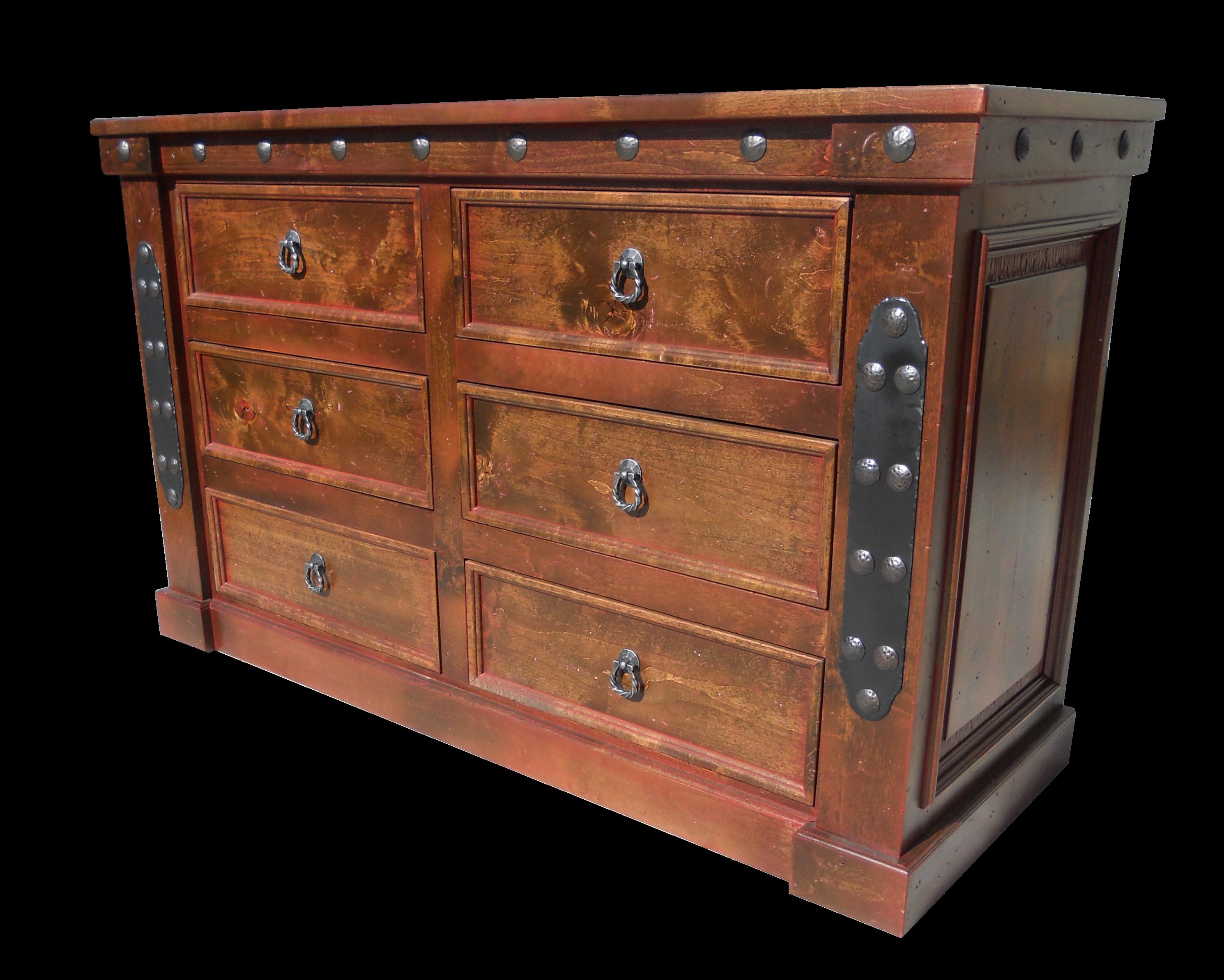 Durango 6-Drawer Dresser