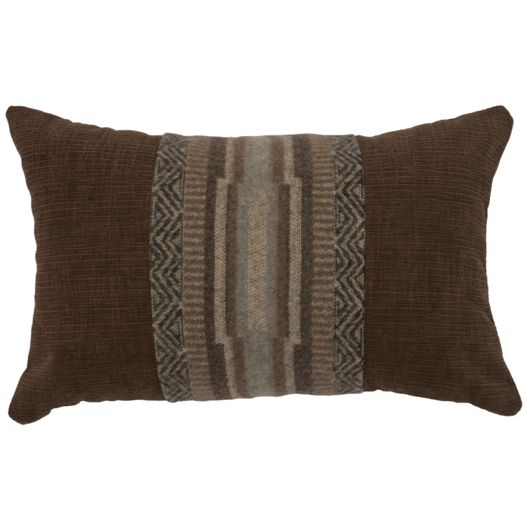 Lodge Lux Accent Pillow