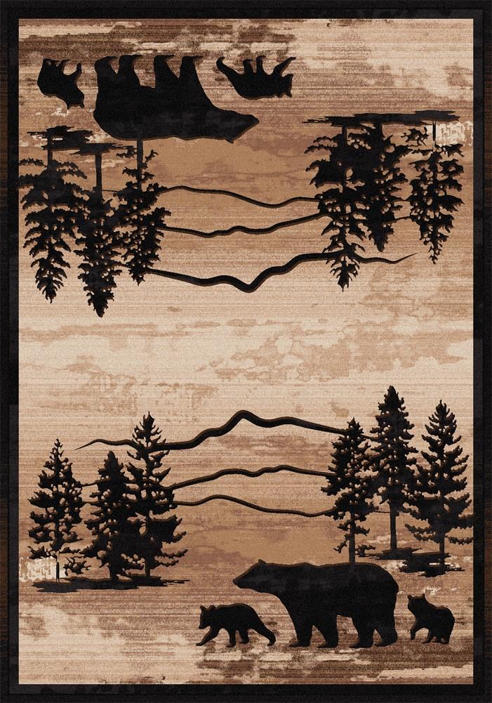 Mountain Shadow Bear