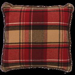 Gunnison Plaid Pillow