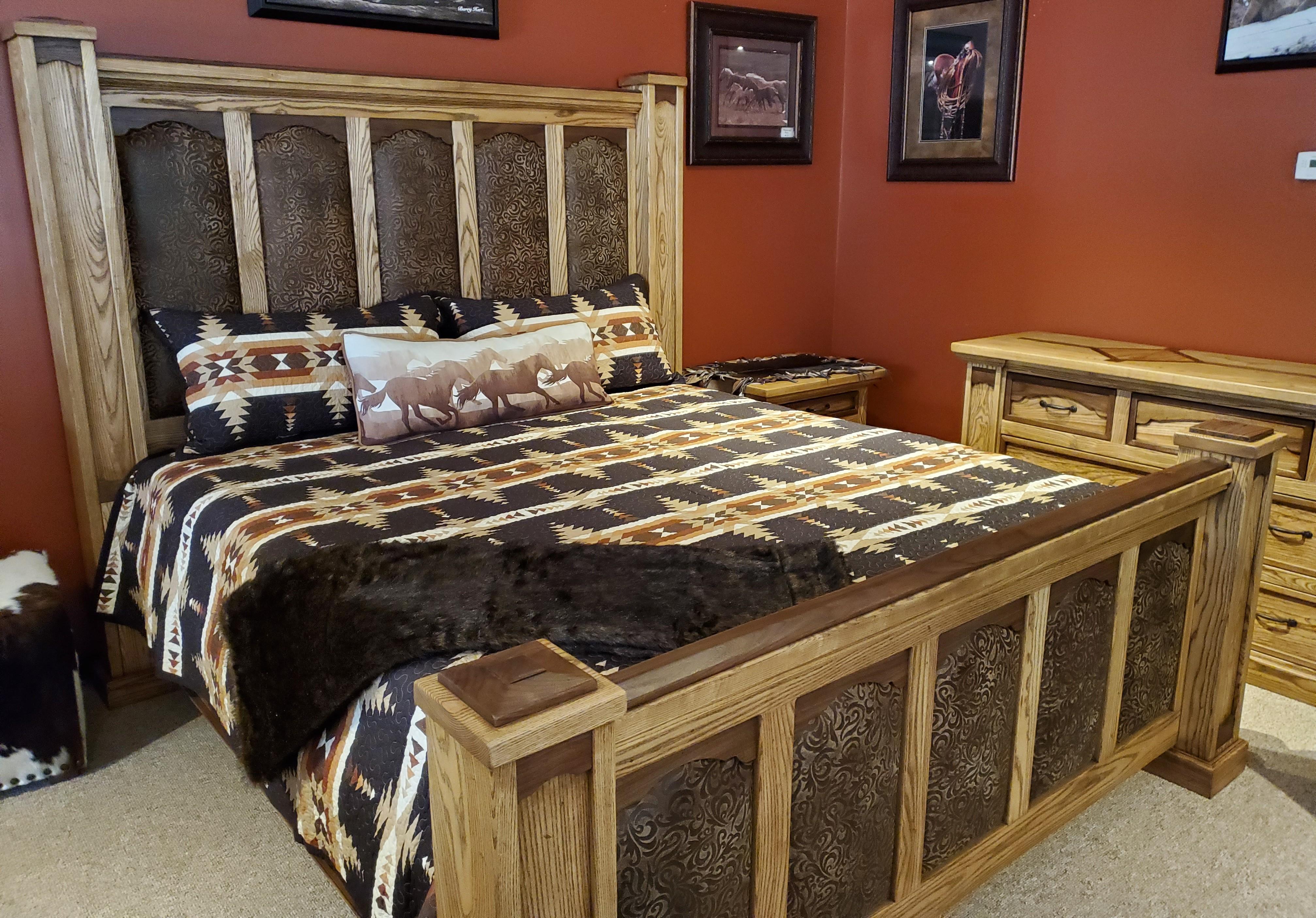 Telluride King Bed