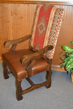 Rocky Top End Chair