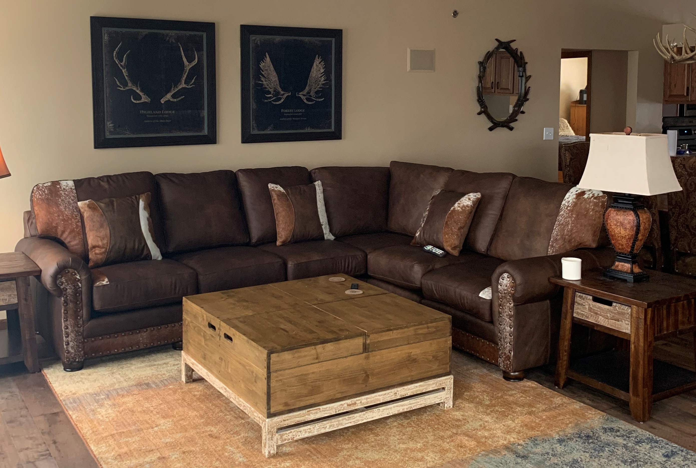 Gunslinger Sectional