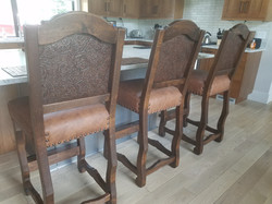 Rocky Top Bar Chairs