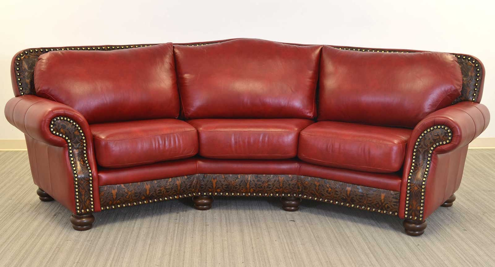 San Antonio Curved Sofa
