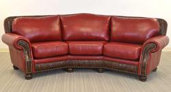 San Antonio Curved Sofa