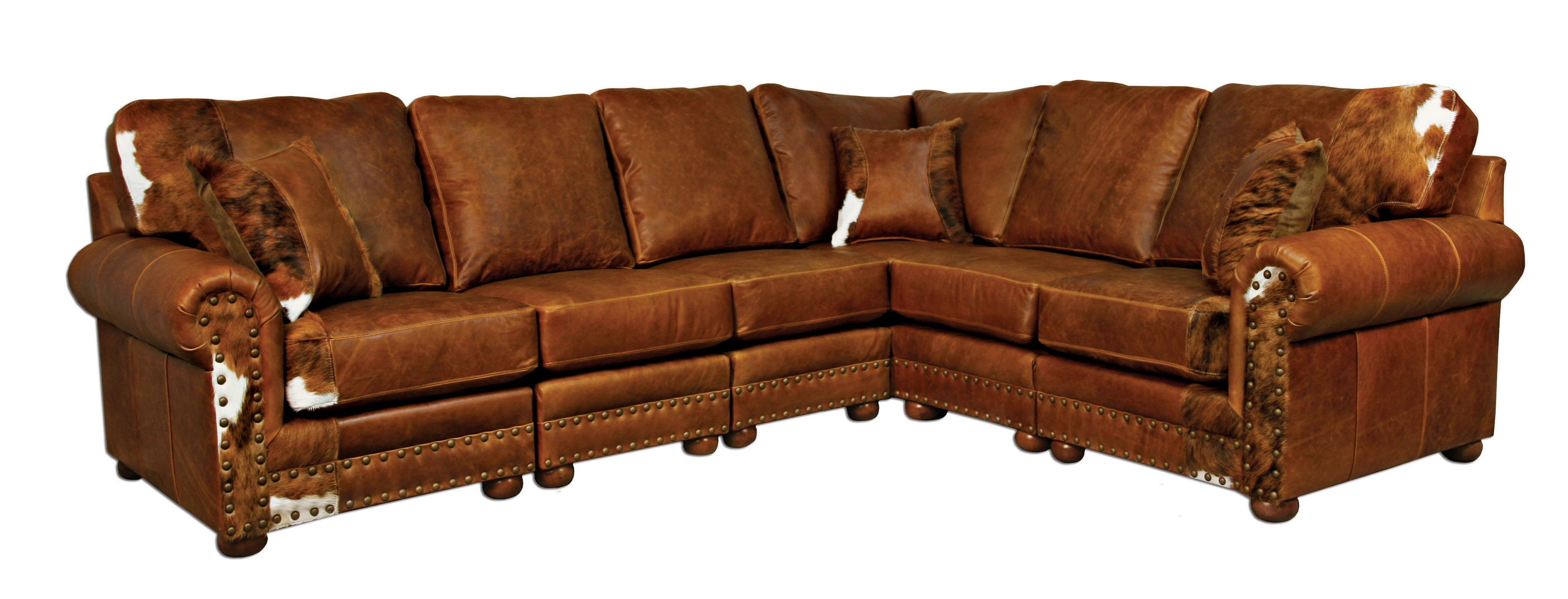 Gunslinger Sectional Sofa