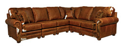 Gunslinger Sectional Sofa