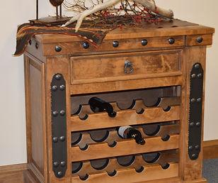 durango wine credenza - Wine Credenza