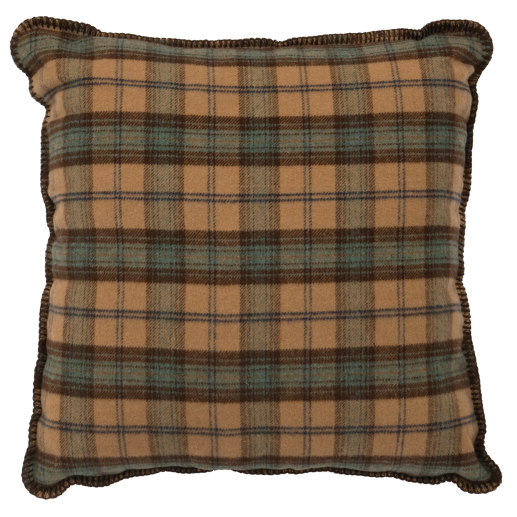 Dillon Plaid Pillow
