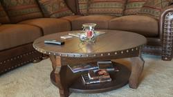 Hacienda Round Coffee Table