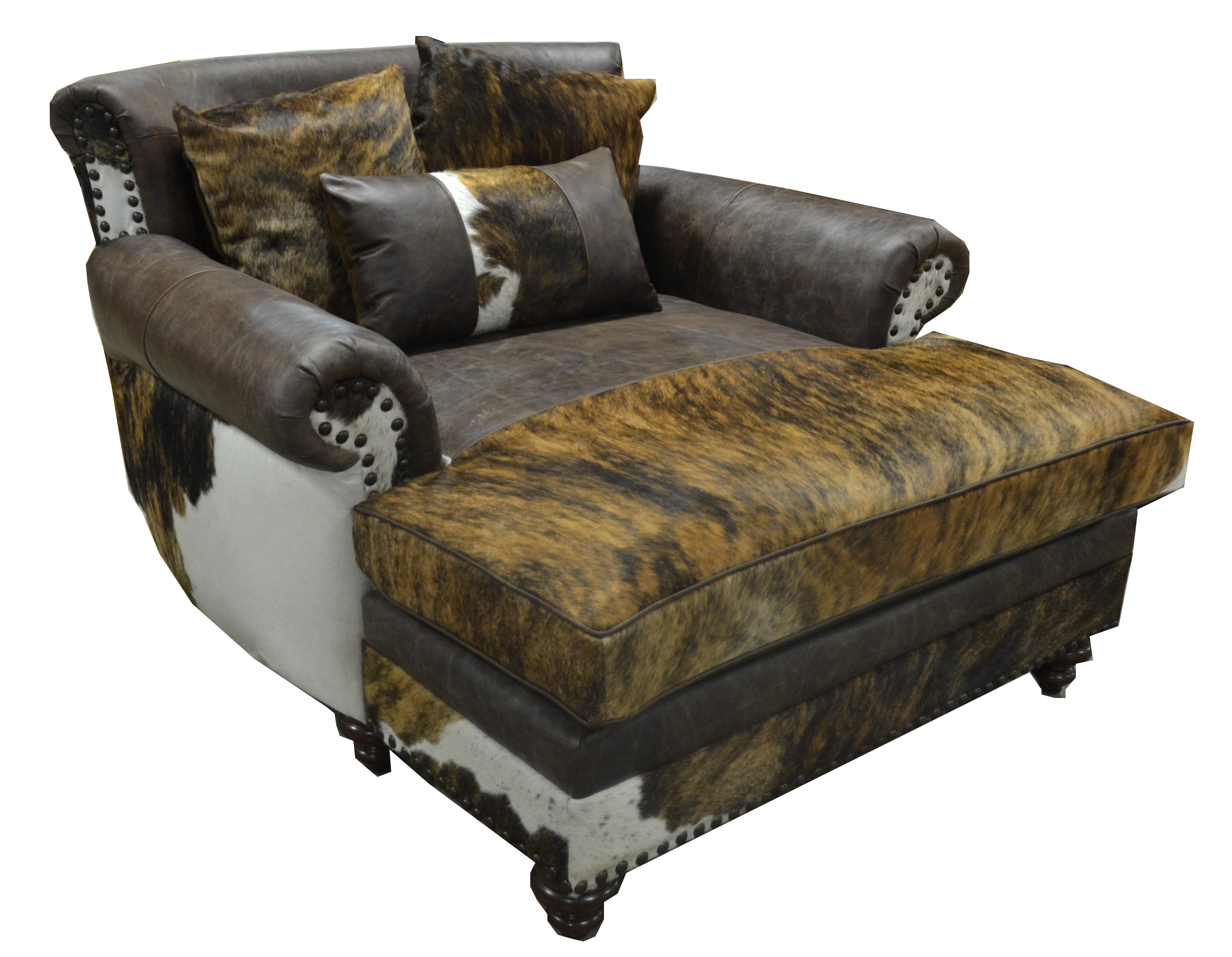 Calico Chaise