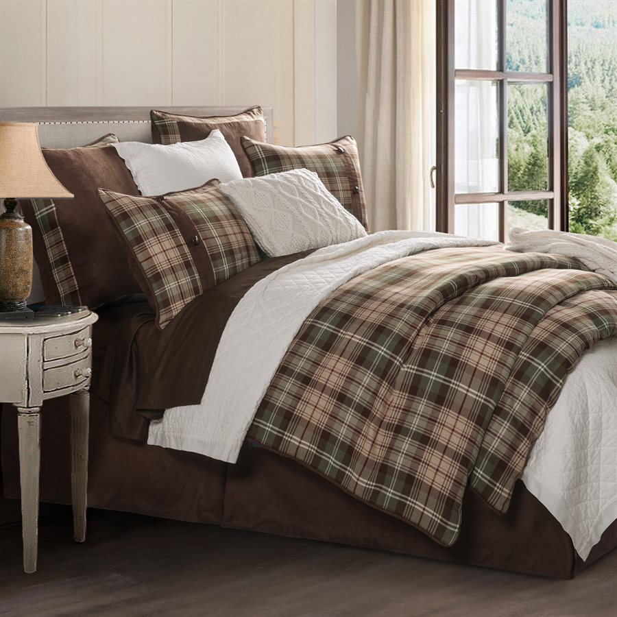 Huntsman Comforter Set