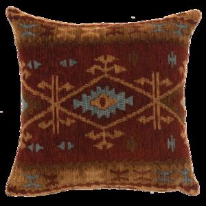 Mountain Sierra Fabric Pillow