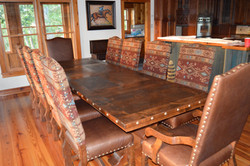 Hacienda 10 foot Table