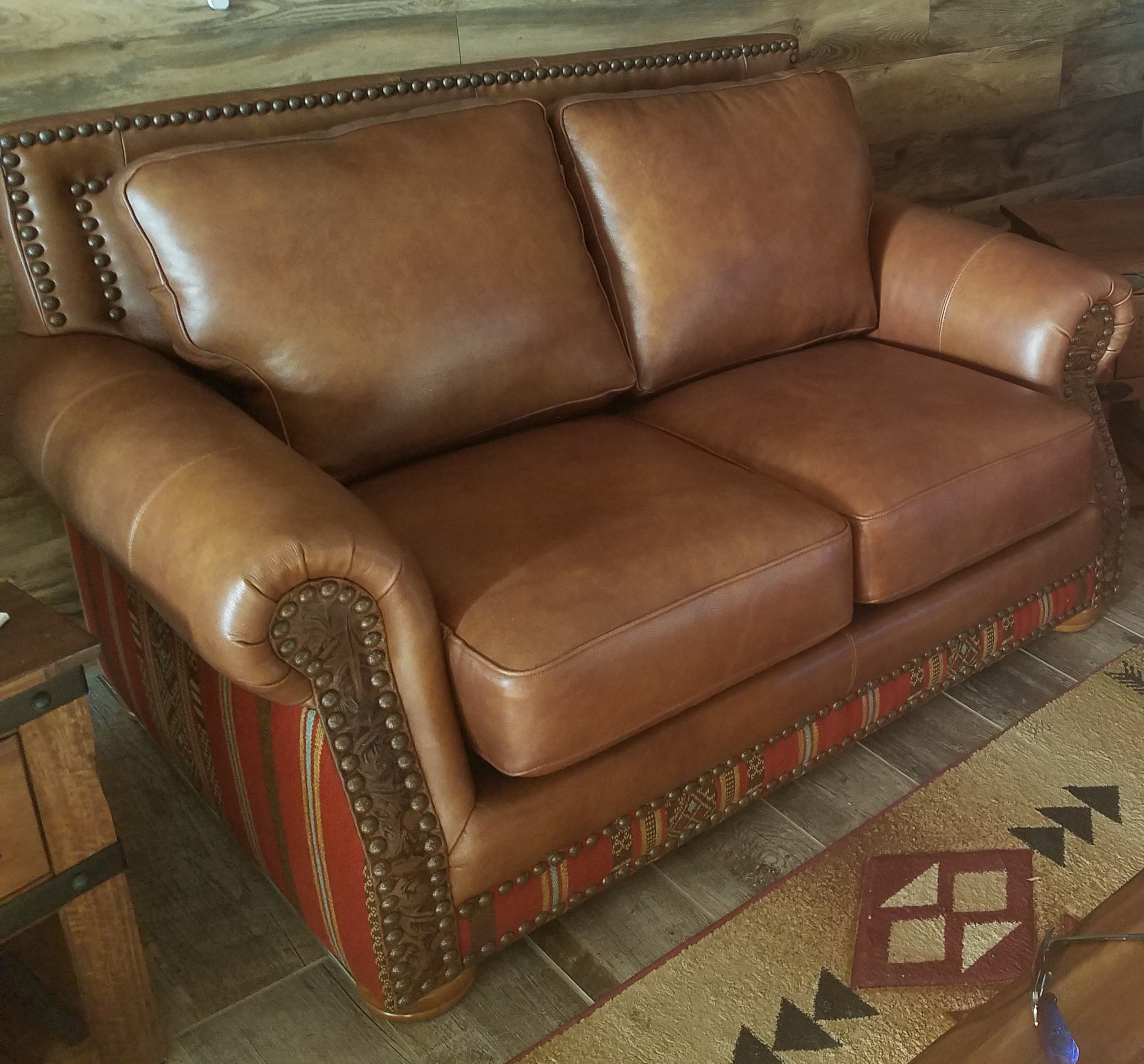Jefferson Loveseat