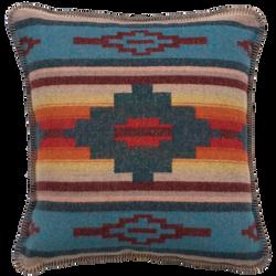 Crystal Creek Fabric Pillow