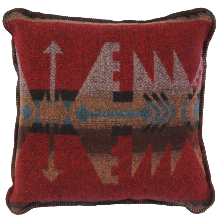 Yellowstone Fabric Pillow