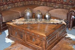 Durango Square Coffee Table