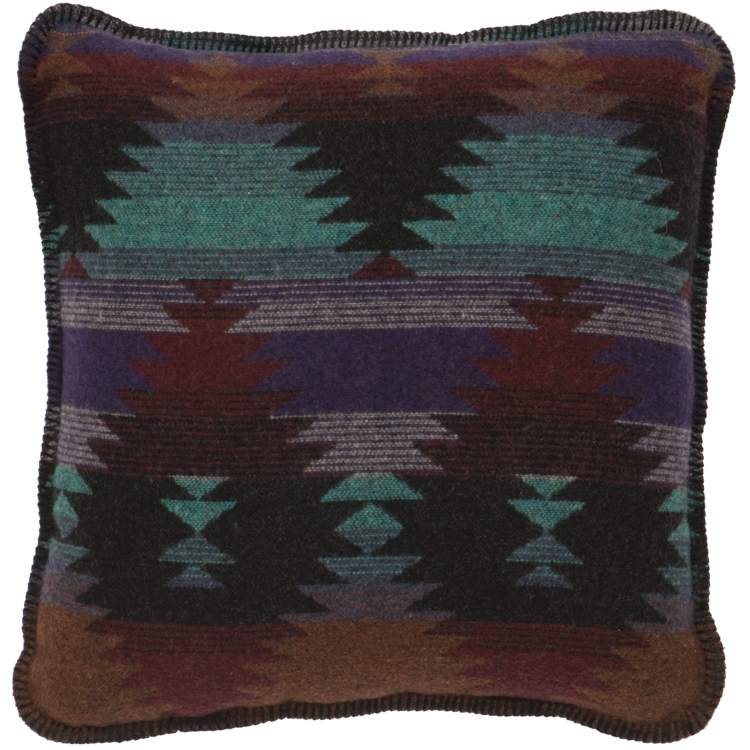 Painted Desert Fabric Pillow
