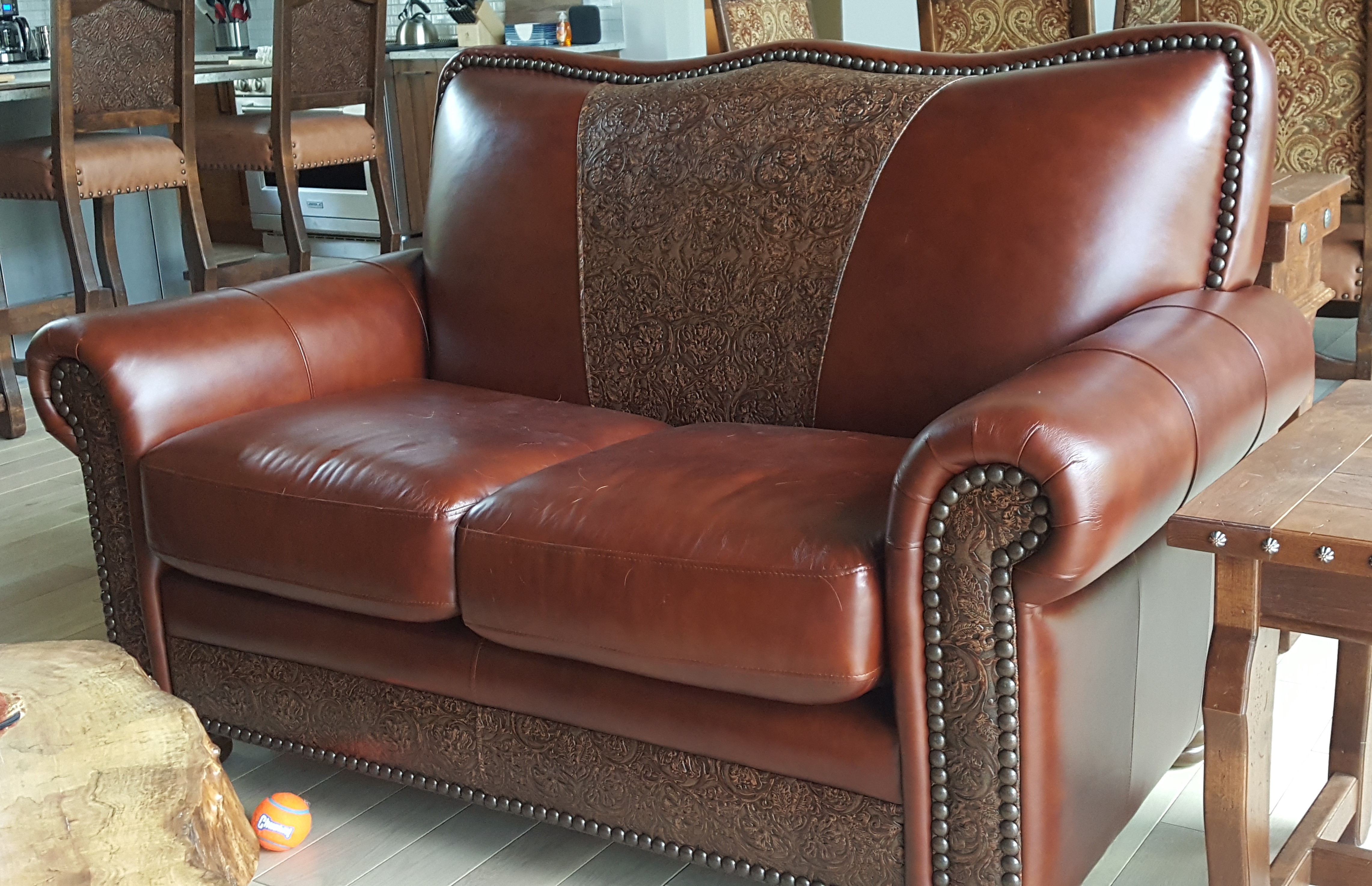 Calistoga Loveseat