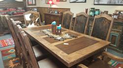 Hacienda 7-foot Dining Table