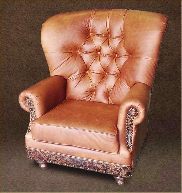 Cuero Chair