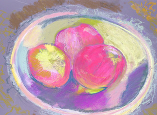 AUDREY'S Apples I