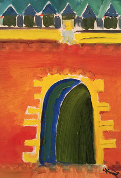 TOLEDO GATE