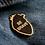 Thumbnail: Be Brave Heart Pin