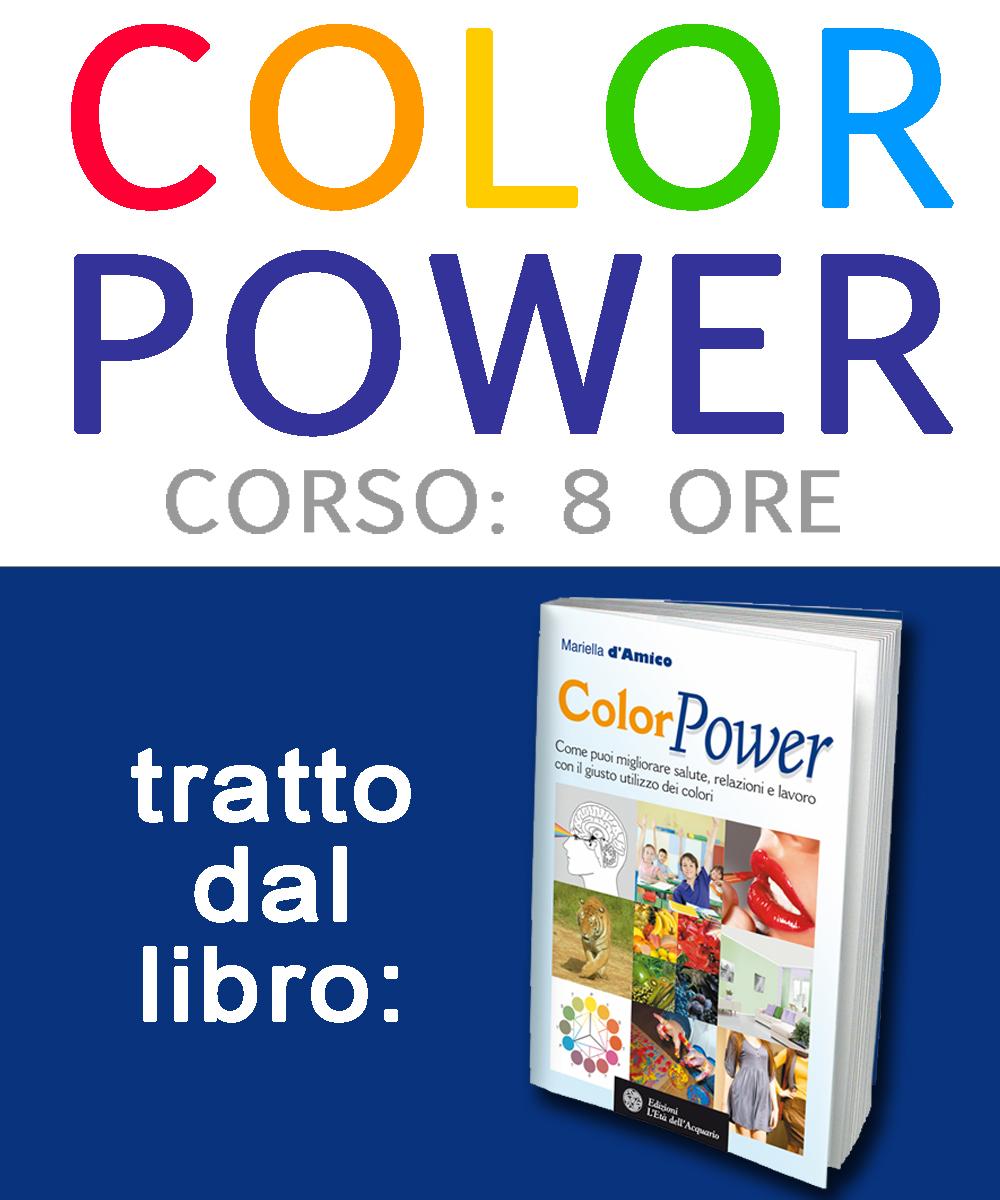 color power - il corso