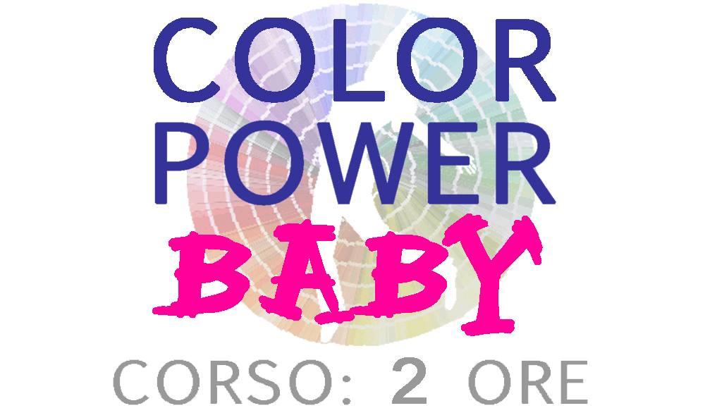 color power baby