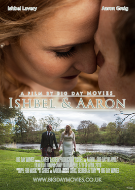 Ishbel & Aaron - Roman Camp Hotel wedding videography and photography