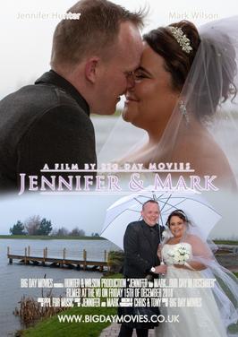 Jennifer & Mark - Wedding Photography and Videography at The Vu