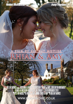 Rhian & Amy - Western House Hotel wedding videography