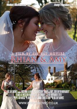 Rhian & Amy - Western House Hotel wedding videography