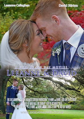 Leeanne & David - Mar Hall wedding