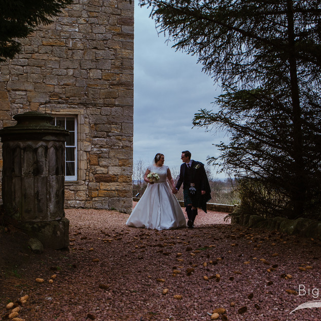 Pamela&Christopher-Airth-Castle