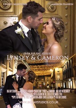 Lynsey & Cameron - The Corinthian Club, Glasgow