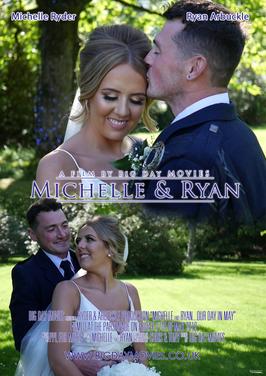 Michelle & Ryan - The Parsonage Wedding Video