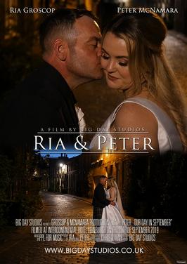 Ria & Peter - The Intercontinental Edinburgh wedding
