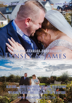 Lynsey & James - Seamill Hydro Wedding