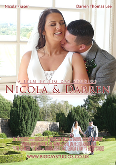 Nicola & Darren - The Parkville Weddding