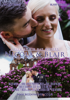 Nicola & Blair - Sherbrooke Castle wedding photography & videography