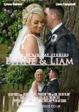 Lynne & Liam - Dalziel Park Hotel Wedding Videography
