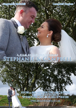 Stephanie & Campbell - The Radstone Hotel
