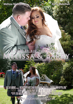 Melissa & Barry - The Dalziel Park Hotel Wedding Video
