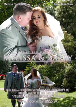 Melissa & Barry - The Dalziel Park Hotel Wedding Video