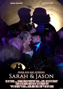 Sarah and Jason - Garfield House Wedding Video