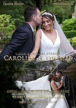 Caroline & Thomas - Crossbasket Hotel Wedding